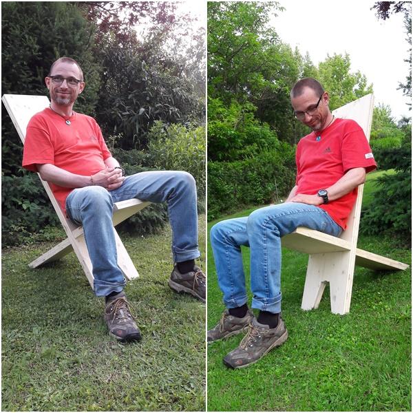 Erste Sitzprobe - check