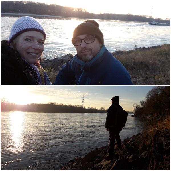 Am Treppelweg - Donau